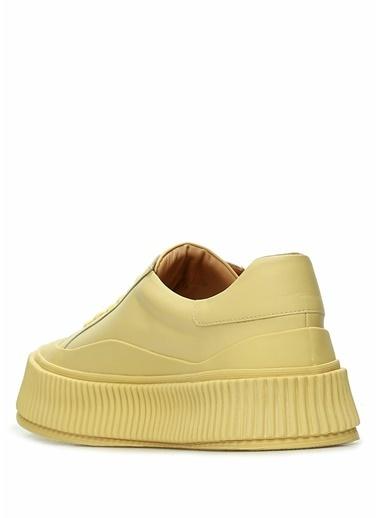 Jil Sander Sneakers Sarı